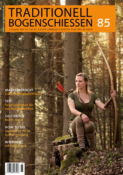 TB Magazin Nr. 85