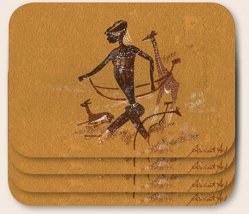 Place mats Brandberg - AncientArtchers Series