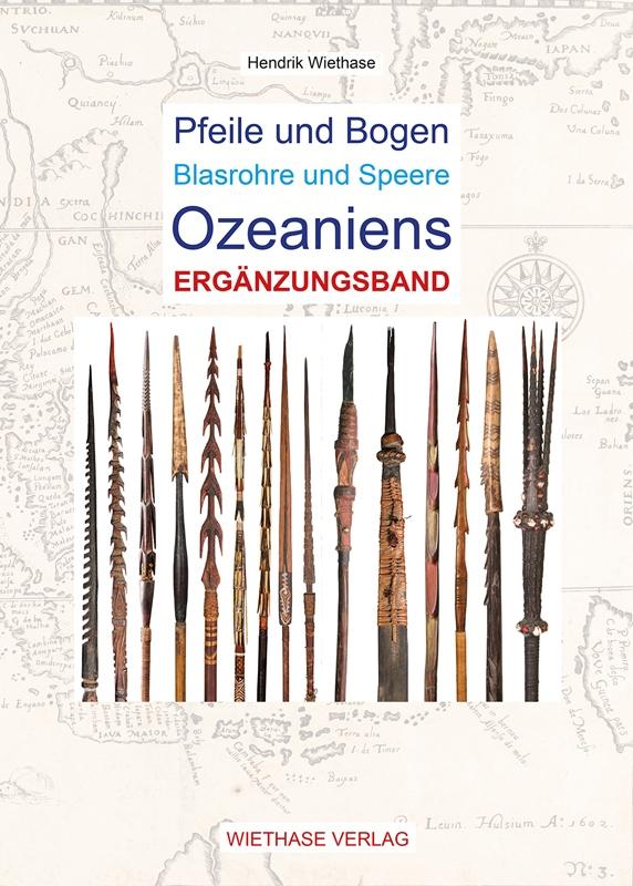 Pfeile u. Bogen Ozeaniens - Ergänzungsband