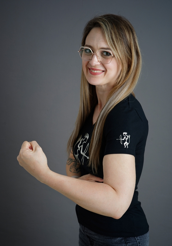 TB Silverline Lady-Shirt L