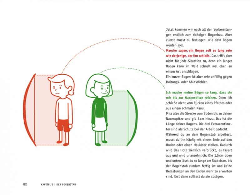 Mein Pfeil- und Bogenbuch Bogenbau für Kinder und Jugendliche
