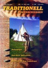 Traditionell Bogenschiessen Nr. 13