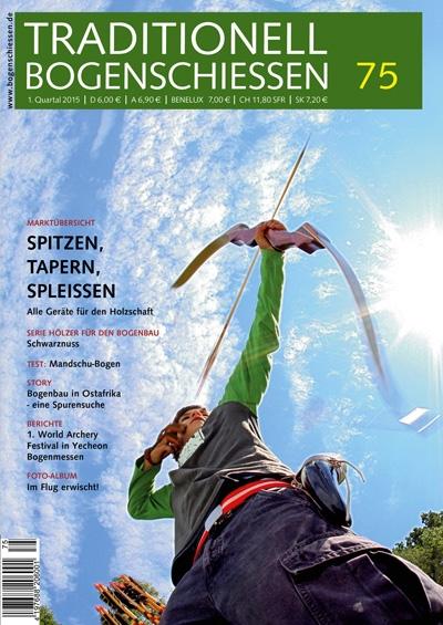 TB Magazine Nr. 75