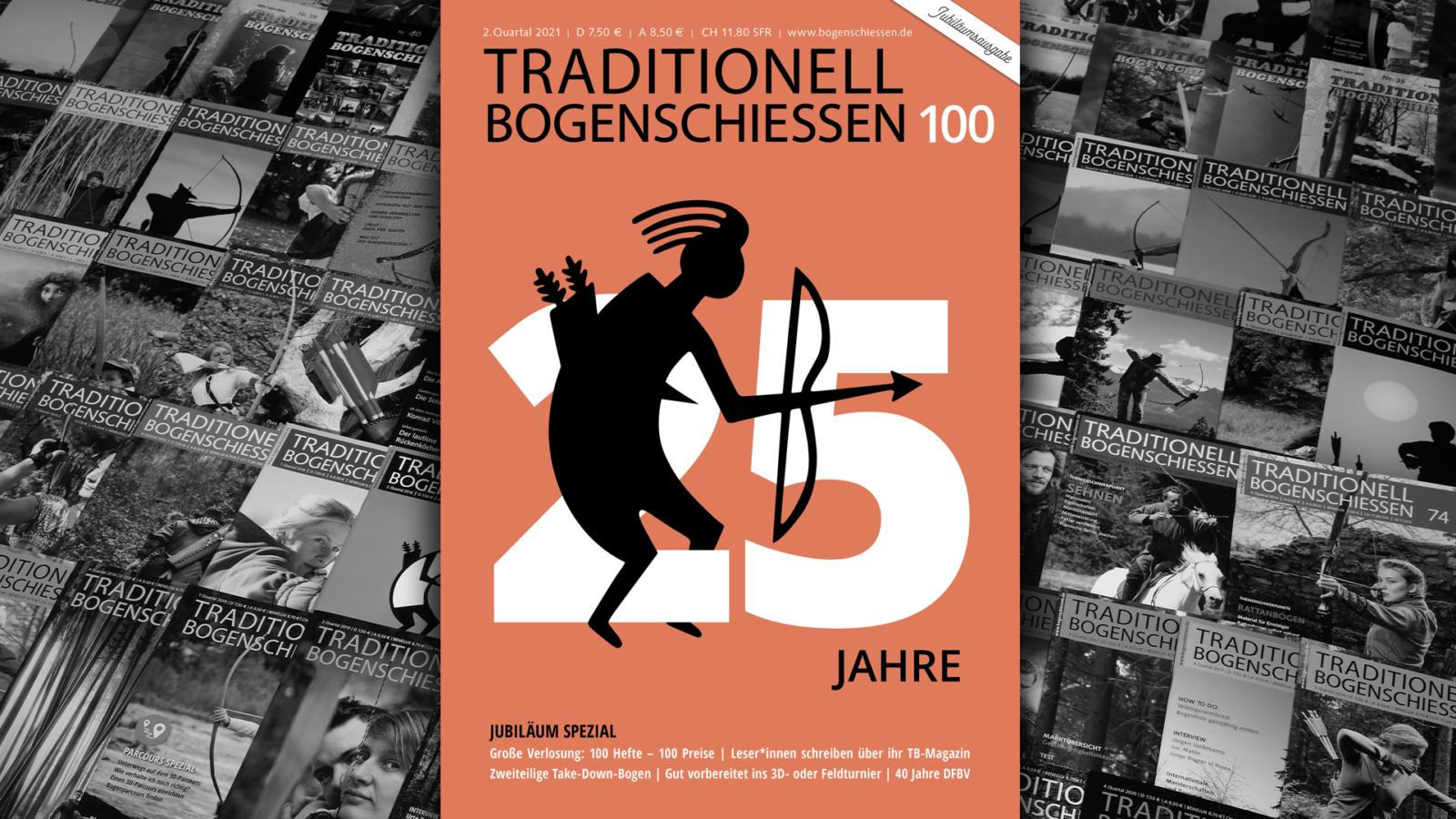 25Jahre TB Magazin